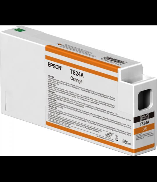 Orange T824A00 Ultrachrome HDX/HD 350ML
