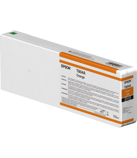 Orange T804A00 Ultrachrome HDX/HD 700ML
