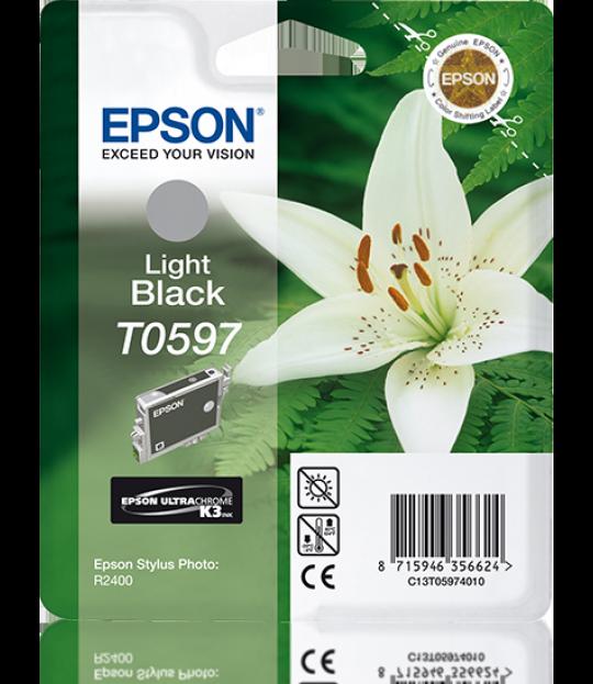 T059 Stylus R2400 Light Black Ink Cartridge