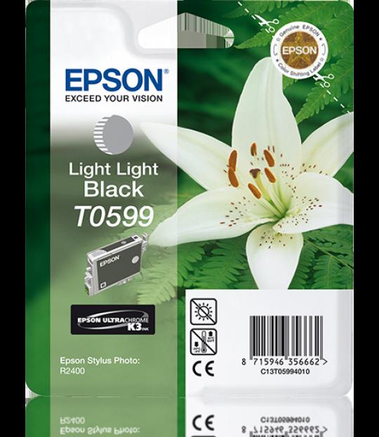 T059 Stylus R2400 Light Light Black Ink Cartridge