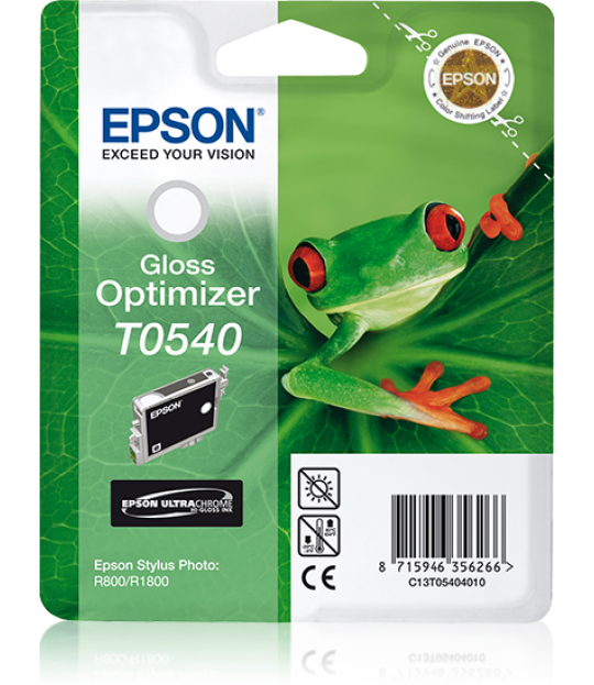 T0540 STYLUS Photo R800/R1800 Gloss Optimiser Cartridge