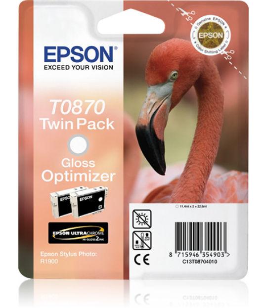 Epson Photo R1900 Gloss Optimizer Ink Cartridge