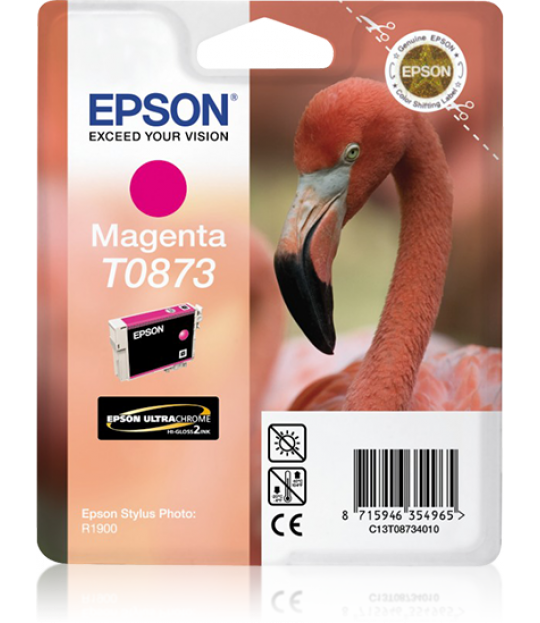 Epson Photo R1900 Magenta Ink Cartridge