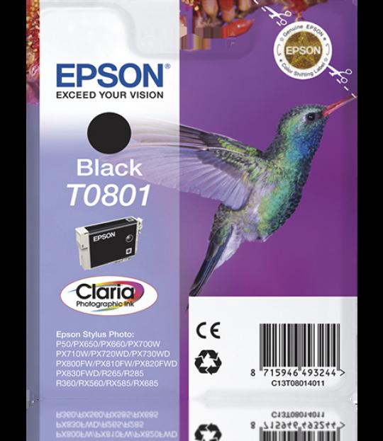 T0801 Black Ink Cartridge