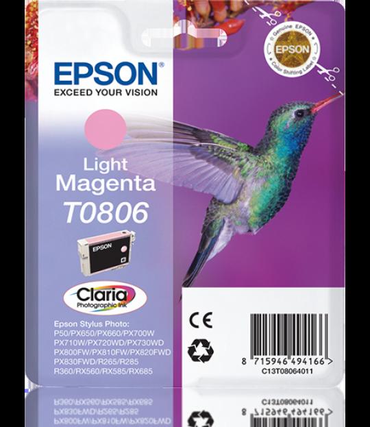 T0806 Light Magenta Ink Cartridge