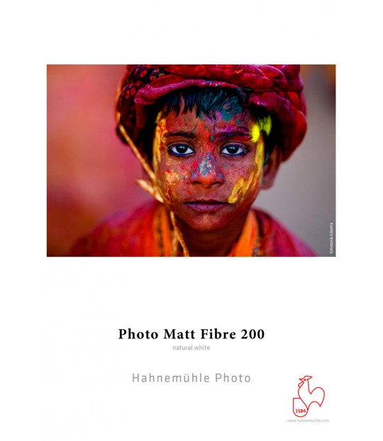 HM_Photo Matt Fibre 200g, A4 box 25 sheets