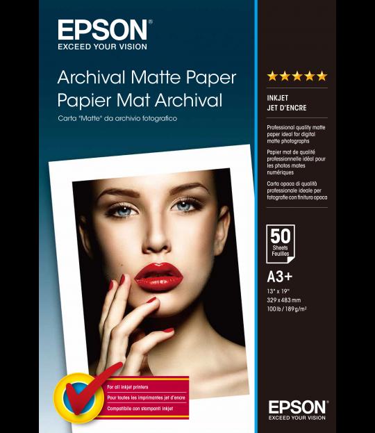 Archival Matte Paper A4